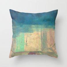 गौतम की जागृति (Gautama's Awakening) Throw Pillow