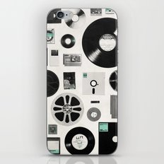 Data iPhone & iPod Skin
