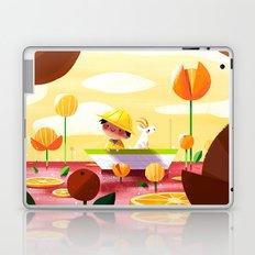 Golden Afternoon Laptop & iPad Skin