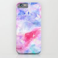 iPhone Cases featuring Abstract 66 by Georgiana Paraschiv