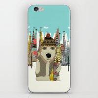 Murphy iPhone & iPod Skin