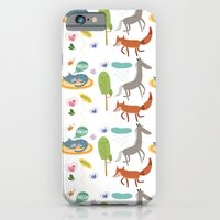 Happy Animals iPhone 6 Slim Case