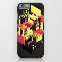 iPhone & iPod Case featuring Utopia in Six or Seven Colors by John Magnet Bell