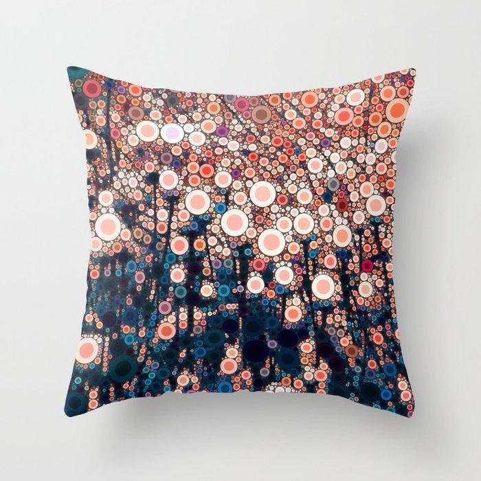Jade Throw Pillows : Daily Meditation Throw Pillow by Olivia Joy StClaire Society6