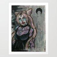 Wicked Lady Art Print