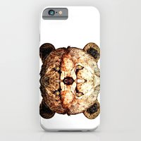 iPhone & iPod Case featuring Two-Headed Bear by Yuka Nareta