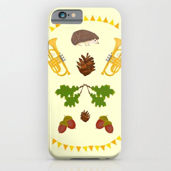 Igelkotta kalaset iPhone & iPod Case
