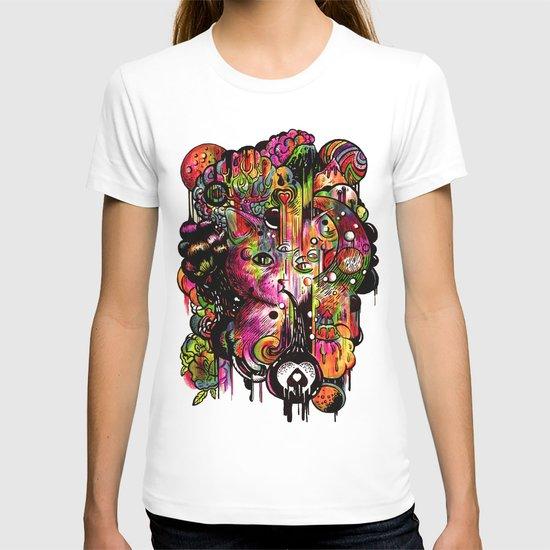 Amygdala Malfunction T-shirt