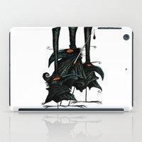 Murder Of Crows iPad Case