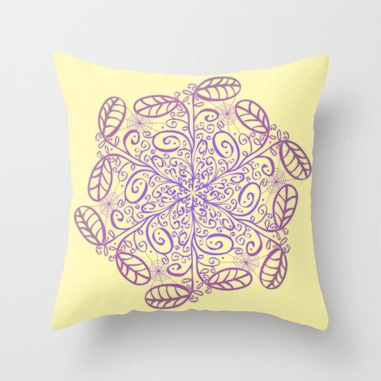 Ornato Hexagonal Throw Pillow