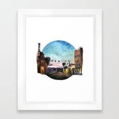 Venice On My Mind Framed Art Print