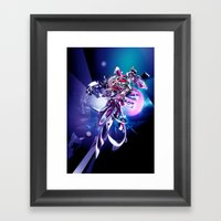 S-Essentia Framed Art Print