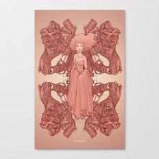 Spring Violence Canvas Print