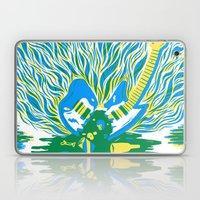 Guitar Explosion Laptop & iPad Skin