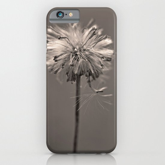 Letting Go iPhone & iPod Case