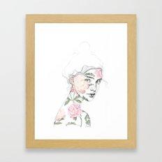 Botanical #1 Framed Art Print