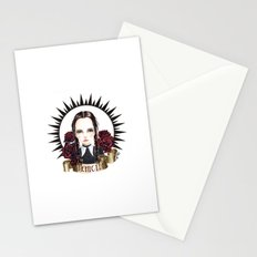 Wednesday Addams Stationery Cards