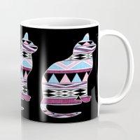 Fun & Fancy Kitty. Mug