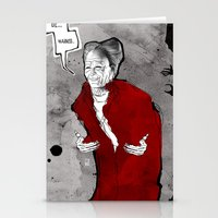 Dracula Stationery Cards