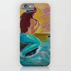Tropical Tails iPhone 6 Slim Case