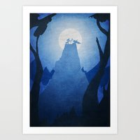 The Reckoning Art Print