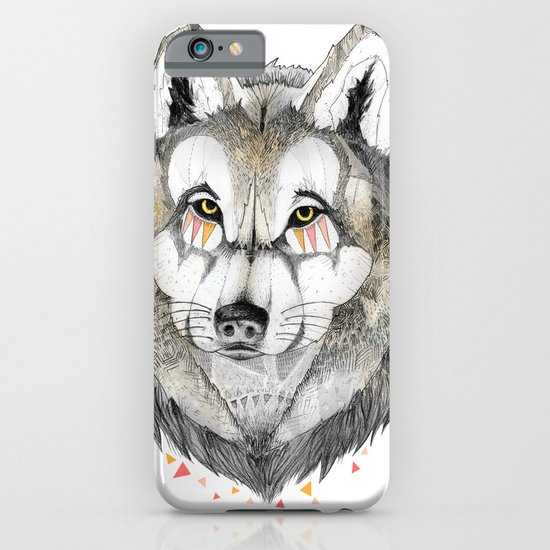 WOLF iPhone & iPod Case