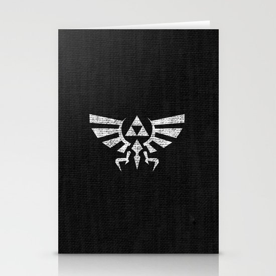Zelda Stationery Card