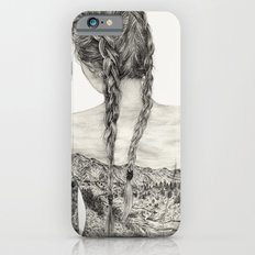 All That Is Left Is The Trace Of A Memory iPhone 6 Slim Case