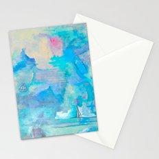 love portals  Stationery Cards
