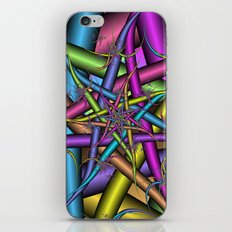 Star Fractal iPhone & iPod Skin