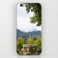 Fountain In The Mountain… iPhone & iPod Skin