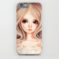 iPhone & iPod Case featuring Doll-like by parochena