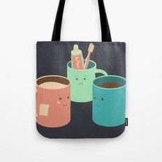 Mugs Tote Bag