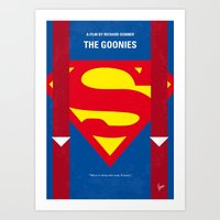 No456 My The Goonies Min… Art Print