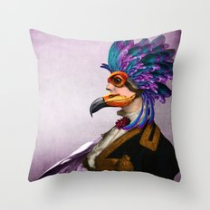 La Marchesa Throw Pillow