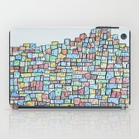 Hill. iPad Case