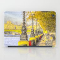 River Thames Path Waterc… iPad Case