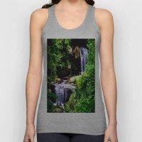 Chasing Waterfalls Unisex Tank Top
