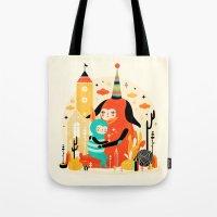 Woombi & Loondy Tote Bag