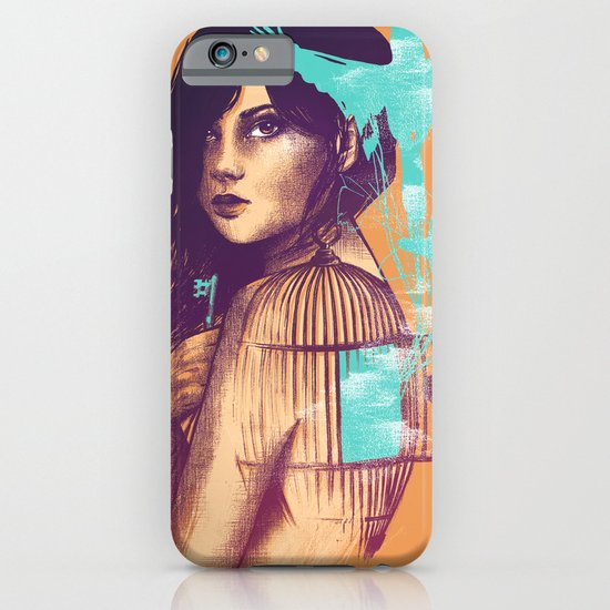 We Must Be Free iPhone & iPod Case