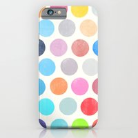 iPhone & iPod Case featuring colorplay 9 by Garima Dhawan