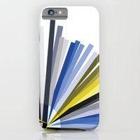 iPhone & iPod Case featuring Colours by natsnats