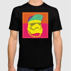 Fresh Trooper SMALL Mens Fitted Tee Black