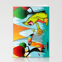 Magic Breed Stationery Cards