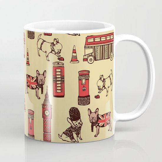London Frenchies Mug