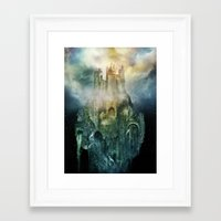 Istleberg Framed Art Print