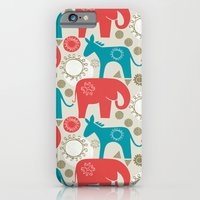 iPhone & iPod Case featuring left and right by ottomanbrim