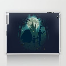 Midnight Stroll Laptop & iPad Skin