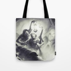 The Intruders Tote Bag