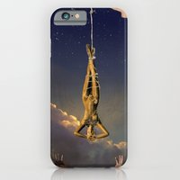 iPhone & iPod Case featuring Tarot series: The Stars by Daniel Donnelly